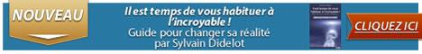 Découvrez le nouveau livre de Sylvain Didelot...