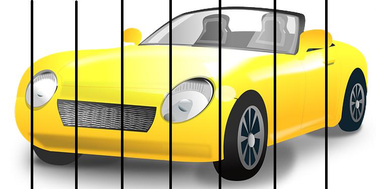 punition / voiture en prison