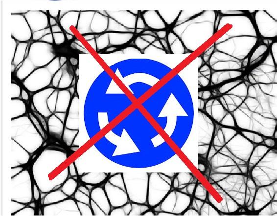 Ne pas tourner en rond - synapses