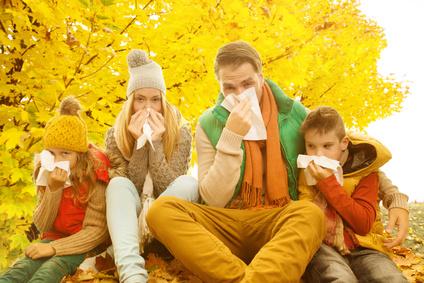 Le rhume, c'est contagieux ?