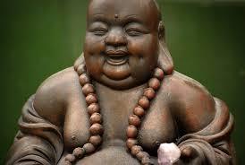 Bouddha qui rigole