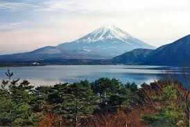 Lac, Mont Fuji
