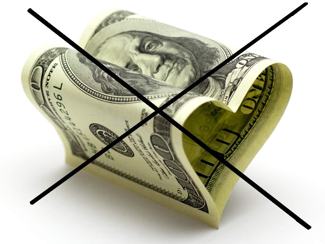 L'argent, un sujet qui fâche