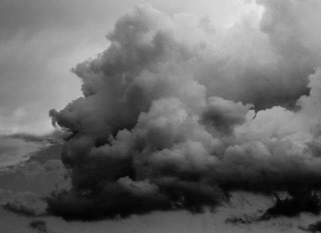 nuage noir