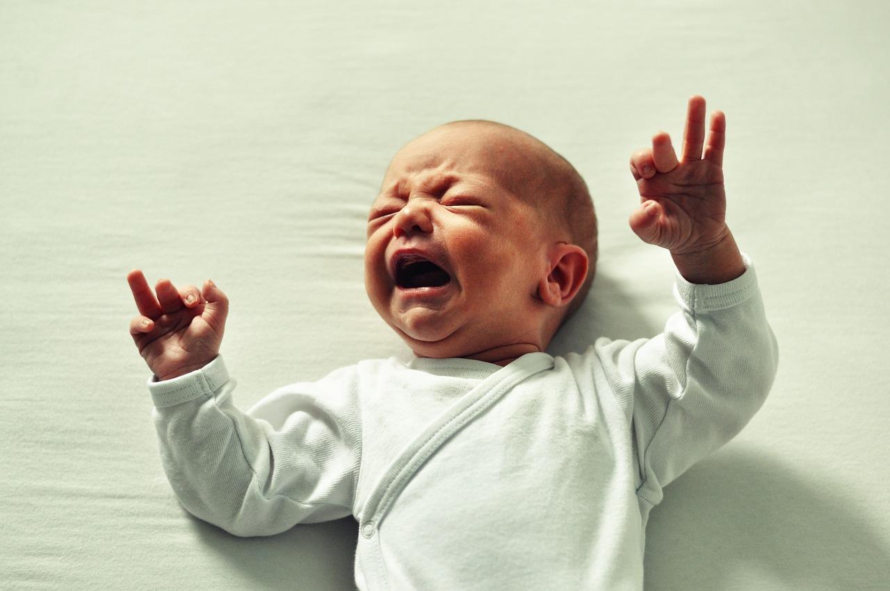 Nouveau-né qui pleure [ point d'appui spirituel ]