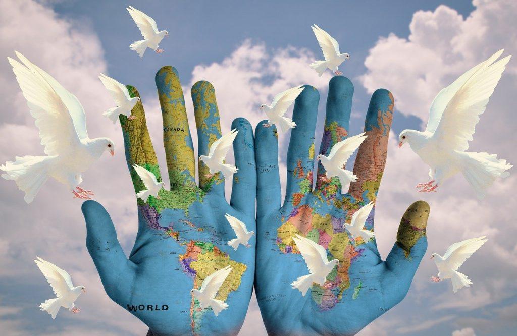 Peut-on créer la paix dans le monde ?